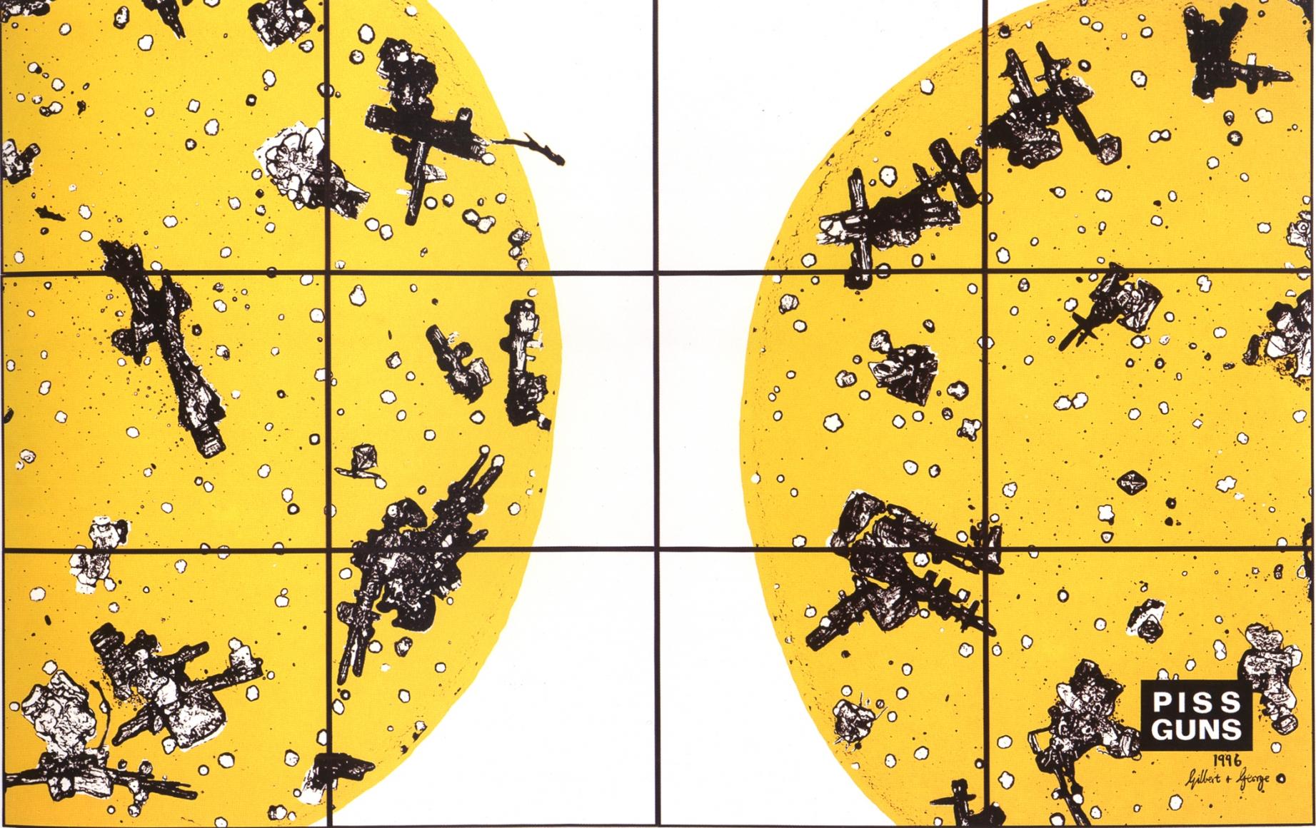 比利·æŸ¥çˆ¾è¿ªæ–¯ Piss Guns, 1996