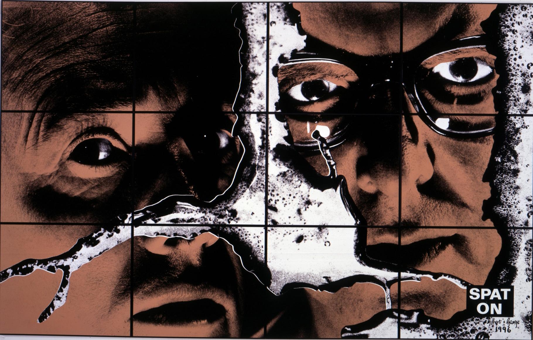 比利·查爾迪斯 Spat On, 1996