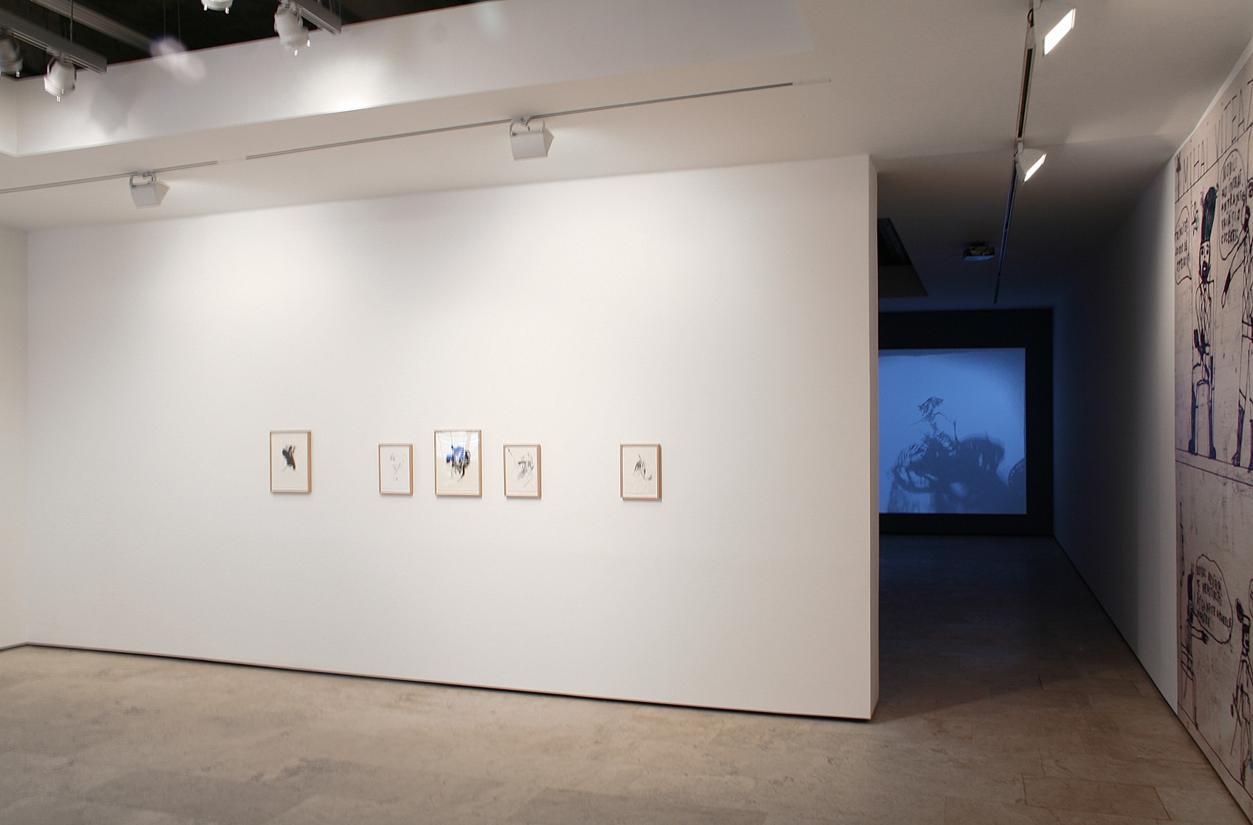 DUET, Installation View