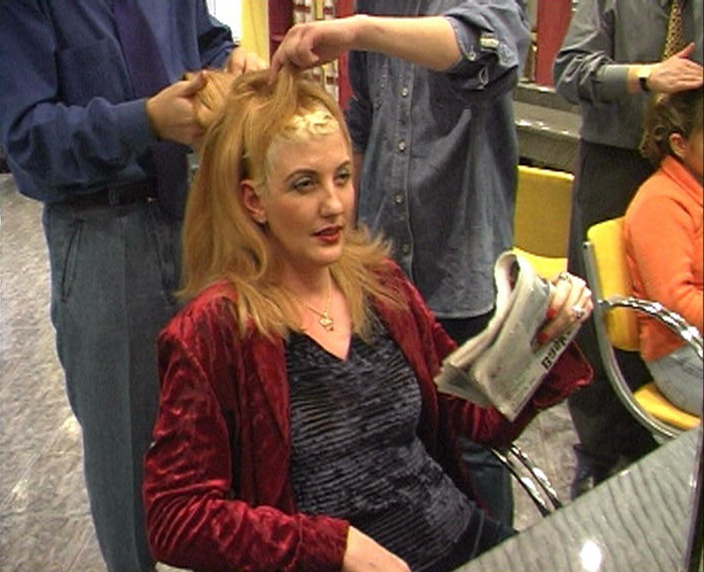 KUTLUG ATAMAN, Women Who Wear Wigs, 1999