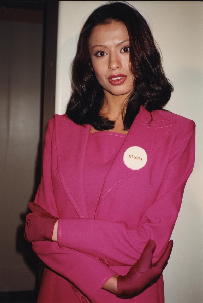 JUERGEN TELLER, Miss Russia, 2000