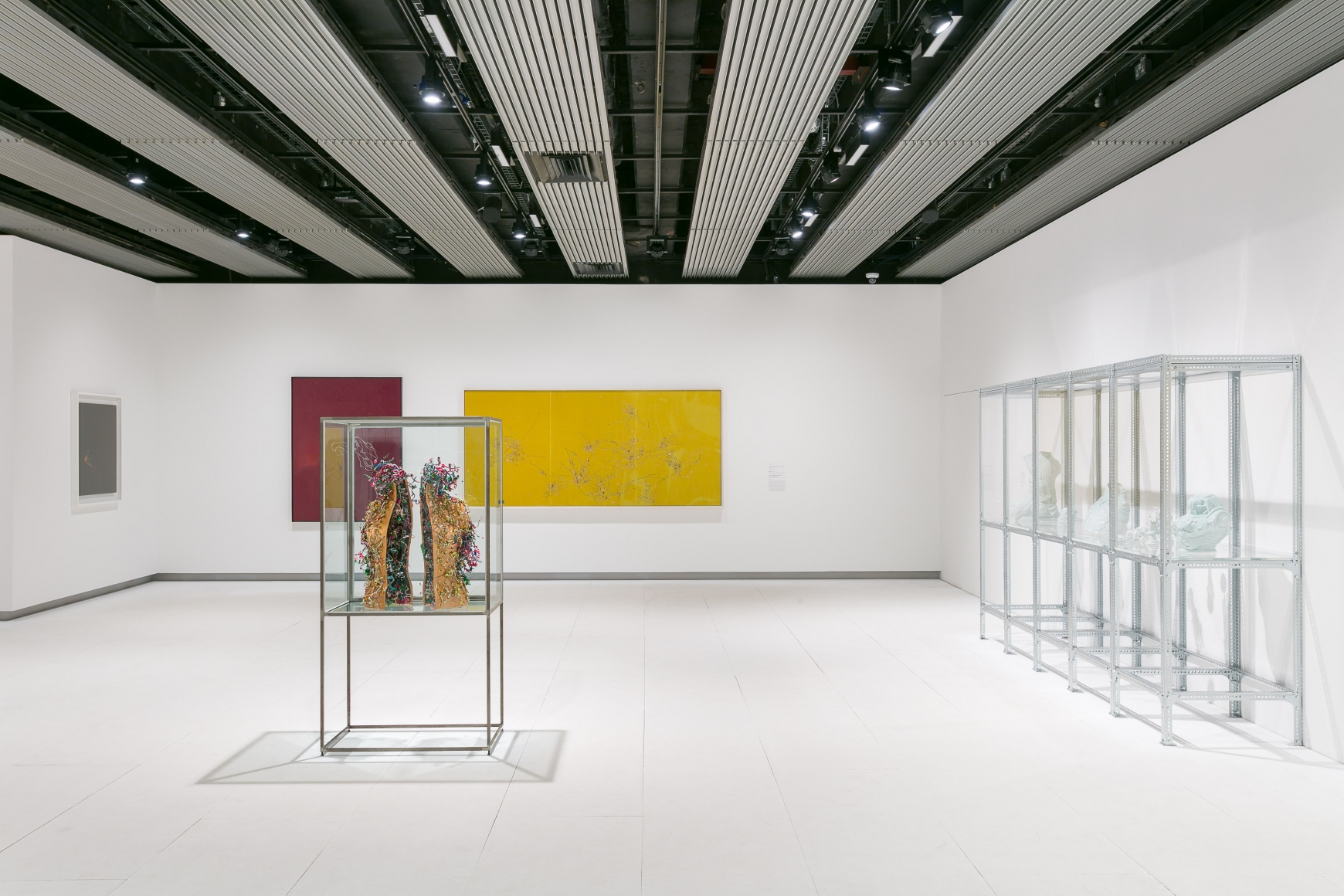 Installation view Hayward Gallery, 2018