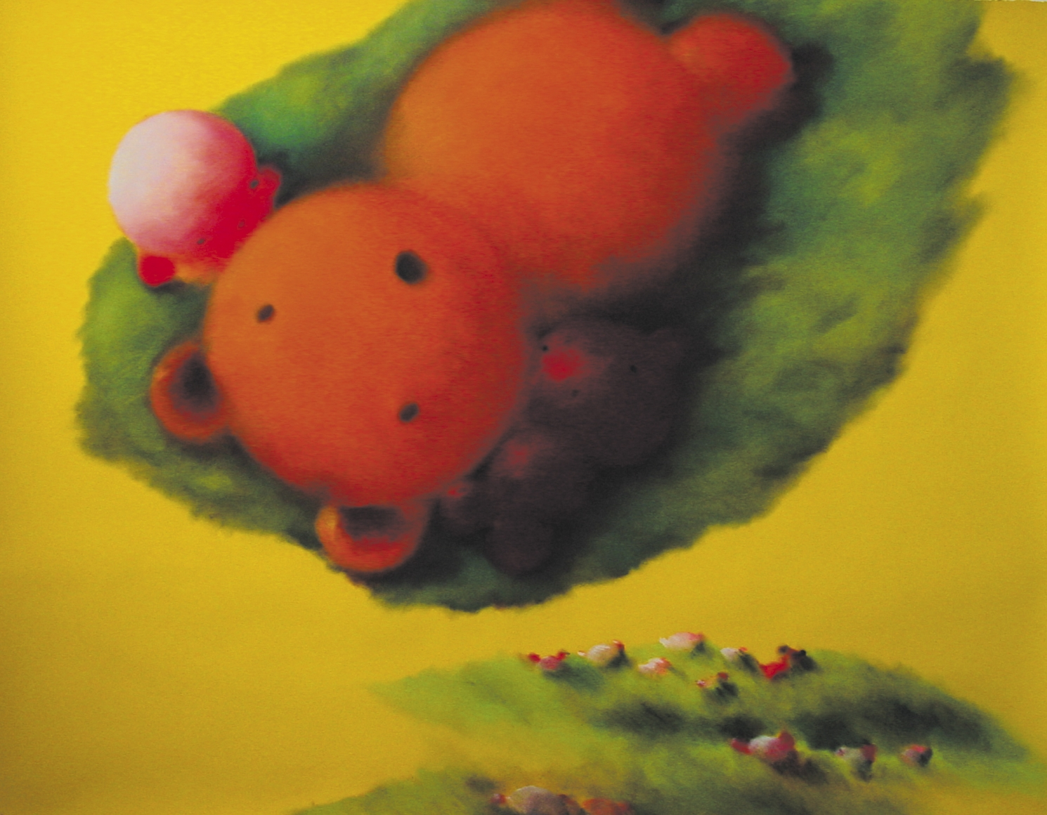 MIE YIM, The Ambush, 2004
