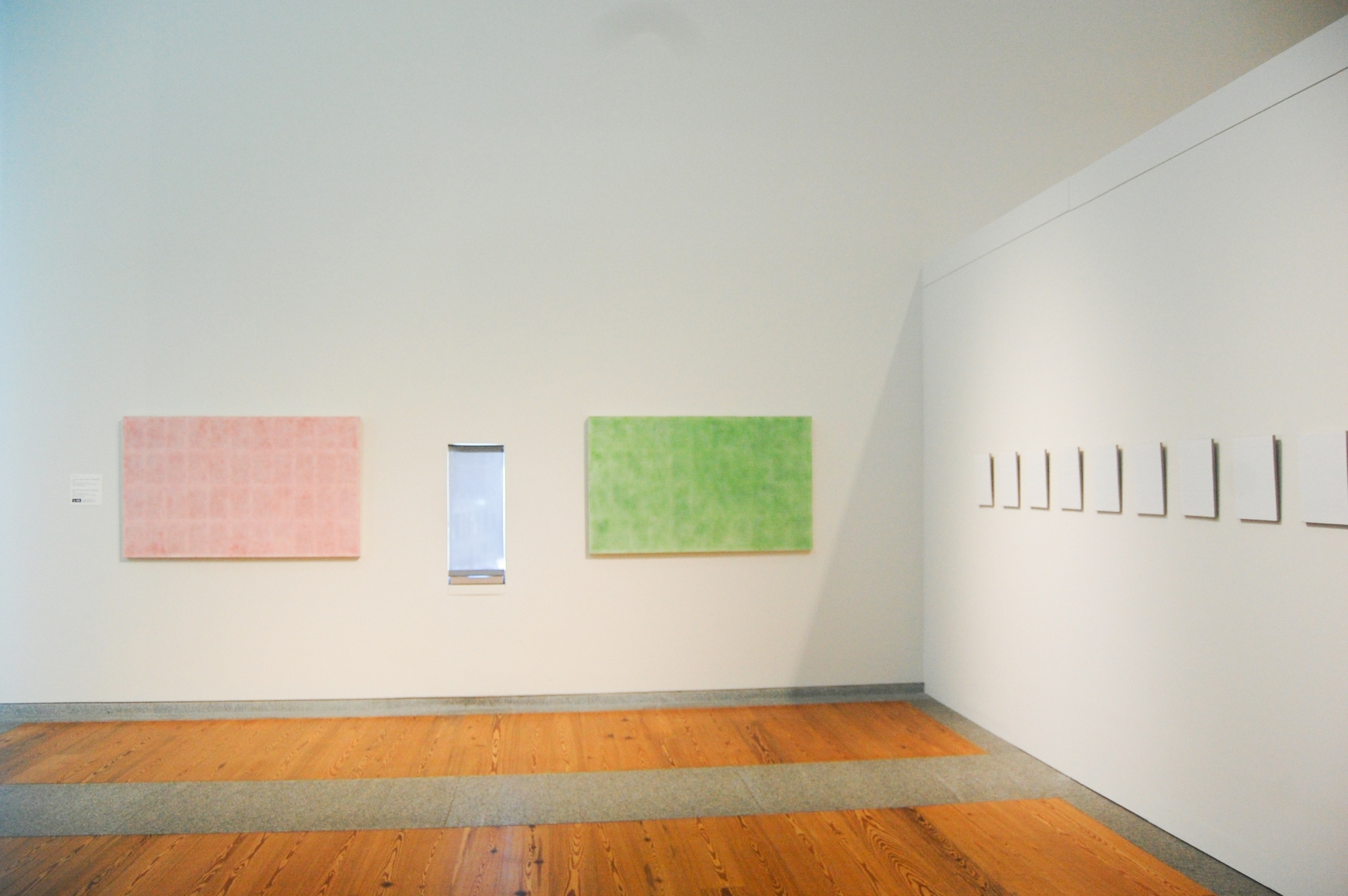 Unbound: Tim Rollins and K.O.S, Installation view, Portland Museum of Art, Portland, ME
