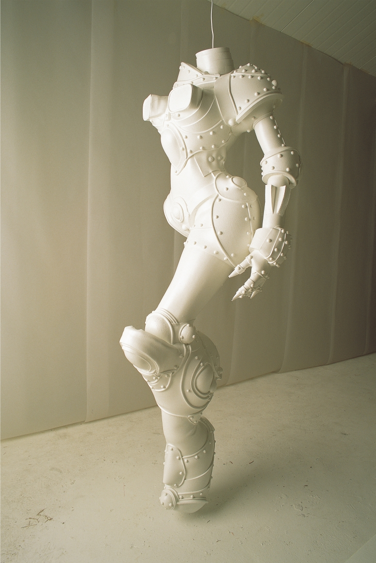 LEE BUL Cyborg W1, 1998
