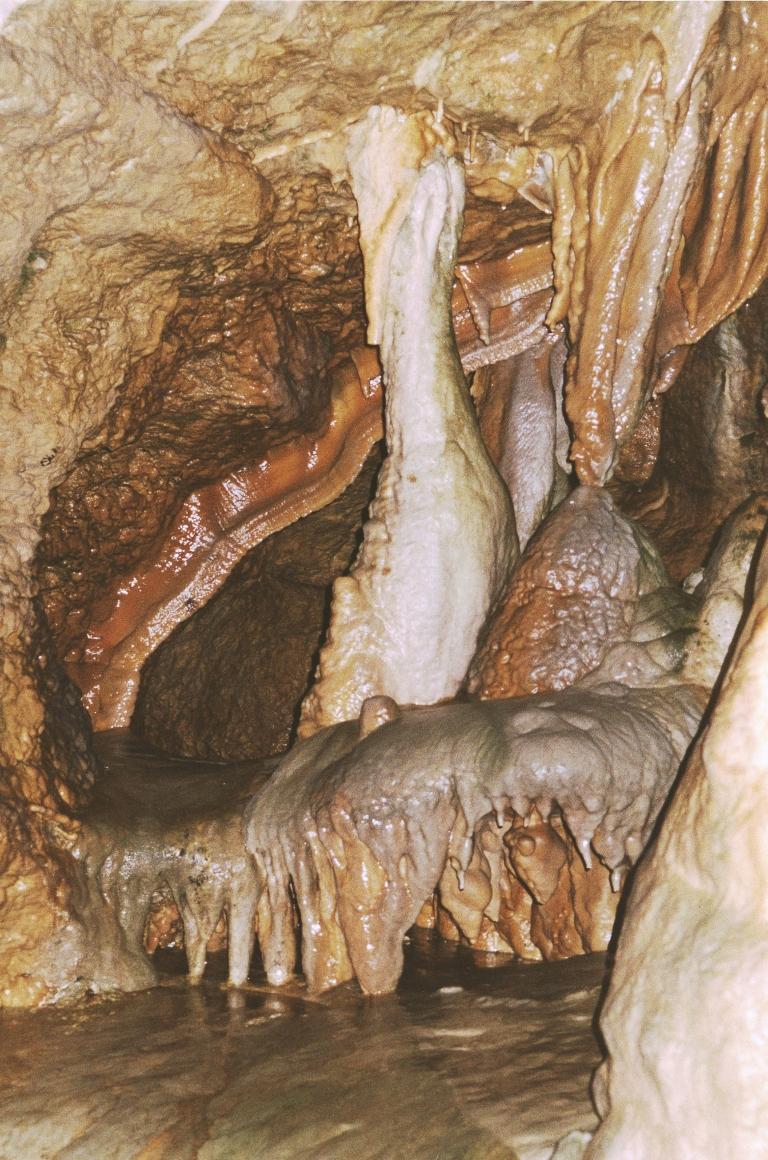 JUERGEN TELLER, Höhle, Hell, Fränkische Schweiz, Germany, 2002