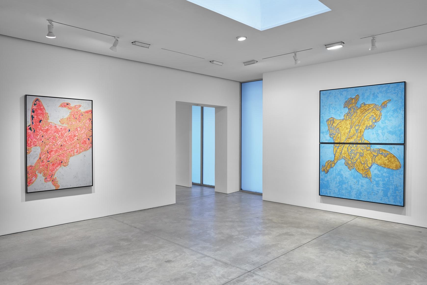 Lee Bul, Interlude: Perdu Installation view 5