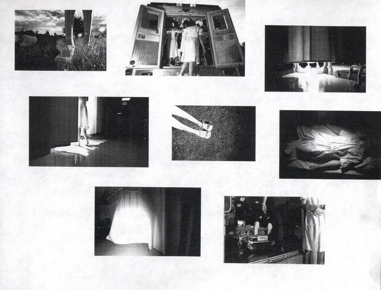 ANNA GASKELL Sunday Drive, 2000