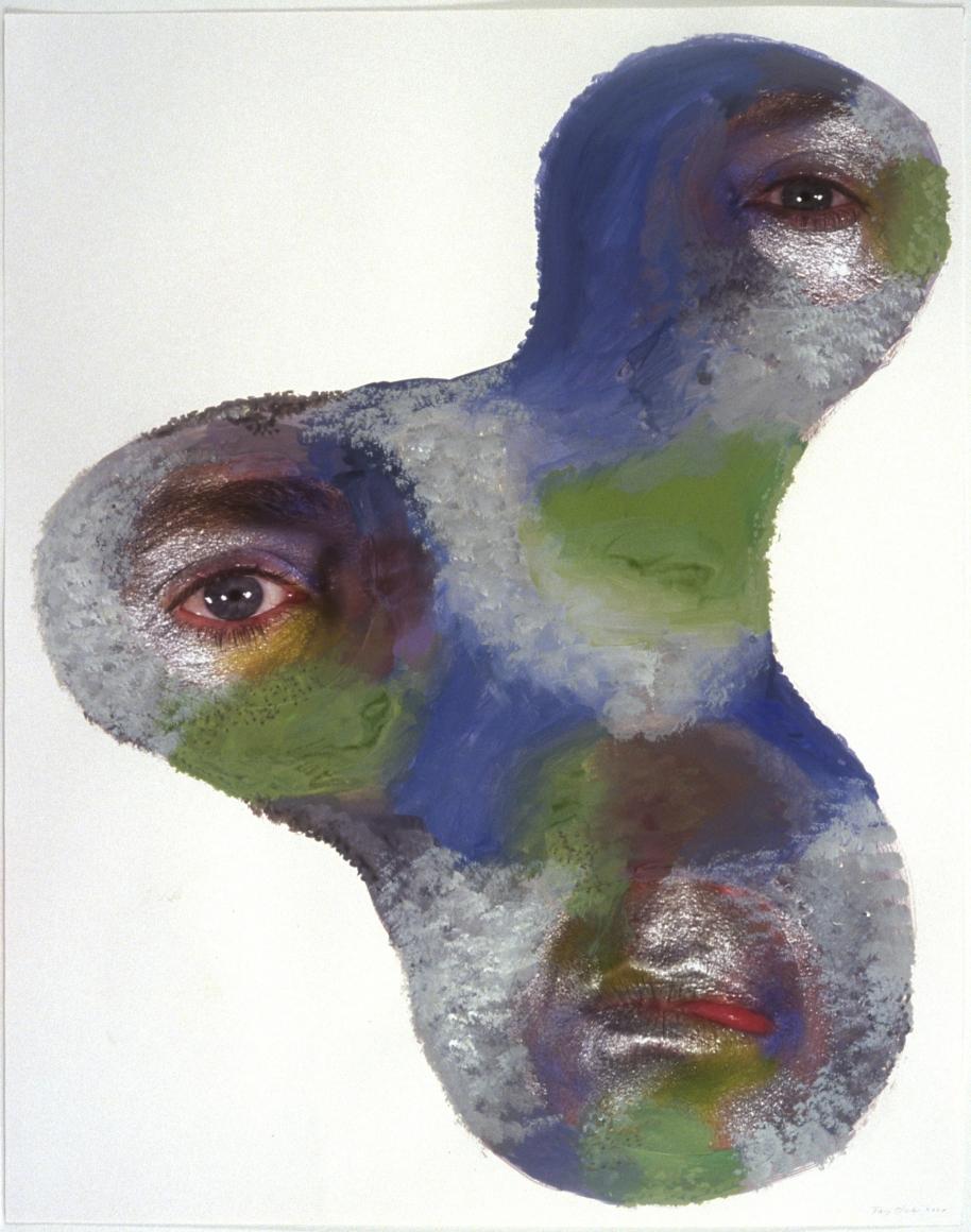 TONY OURSLER, Silv, 2004