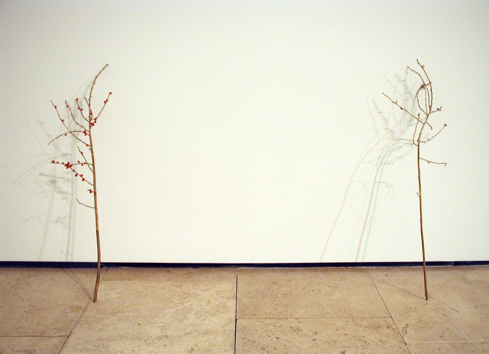 ANYA GALLACCIO: love is only a feeling Lehmann Maupin North Gallery view 3.