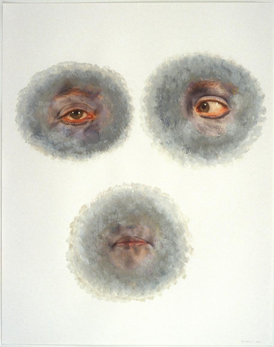 TONY OURSLER, Fog, 2004