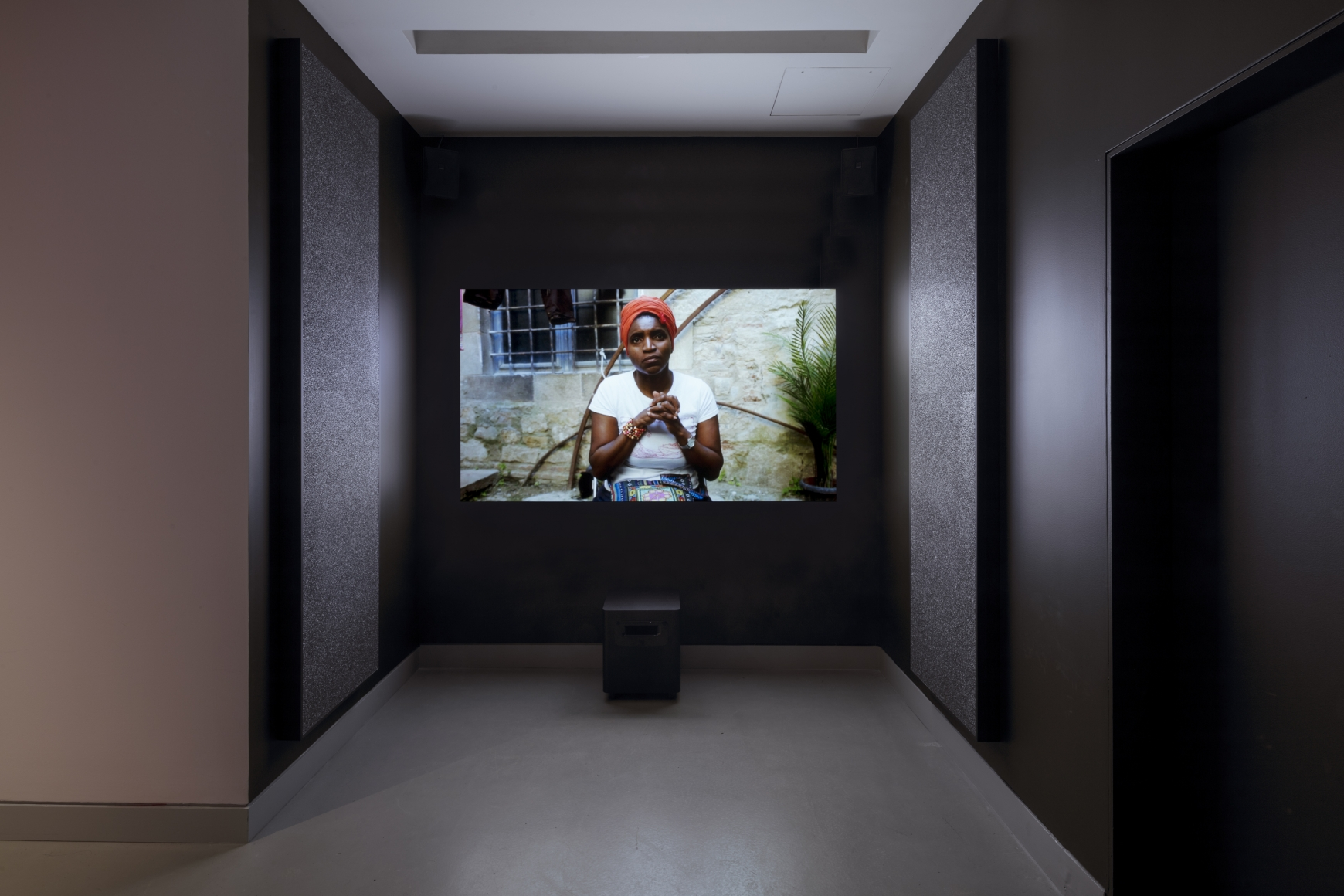 """""""Clapping with Stones: Art and Acts of Resistance,"""" presented by the Rubin Museum of Art, installation view 9"""