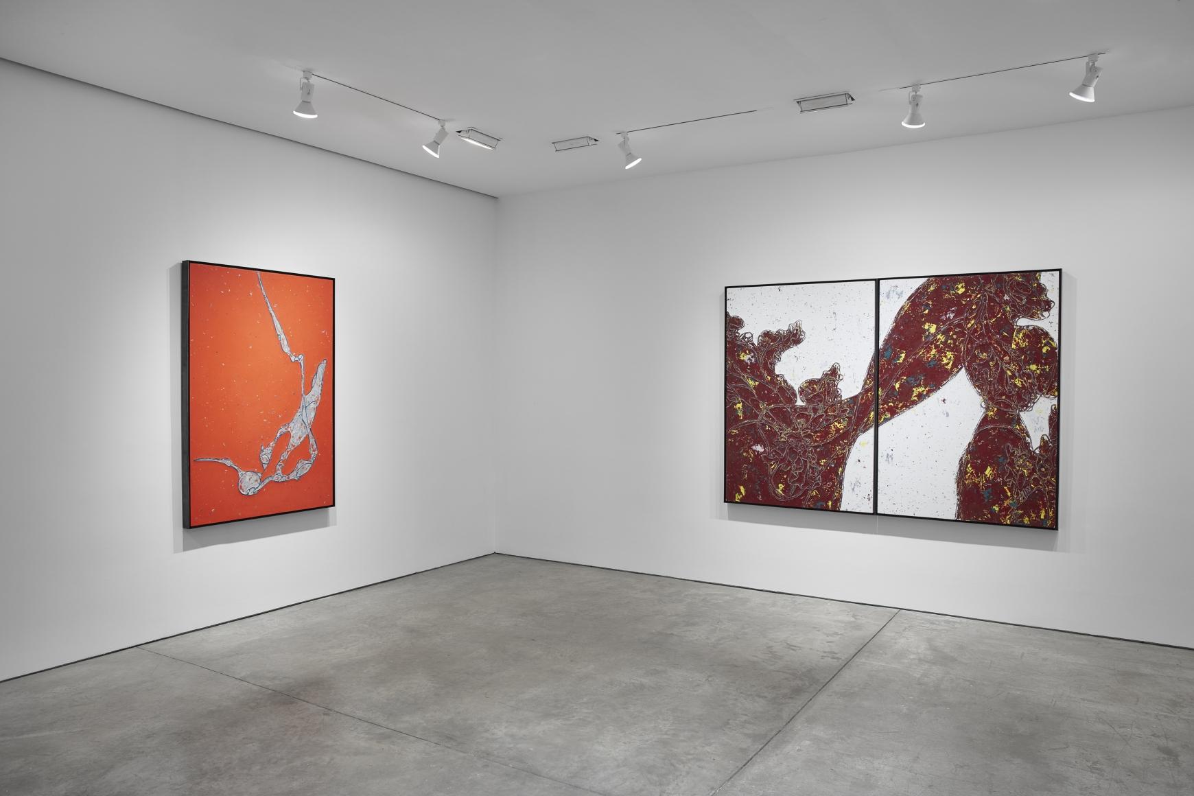 Lee Bul, Interlude: Perdu Installation view 2