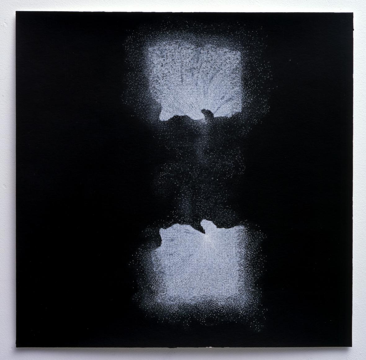 SHIRAZEH HOUSHIARY, Untitled, 2004