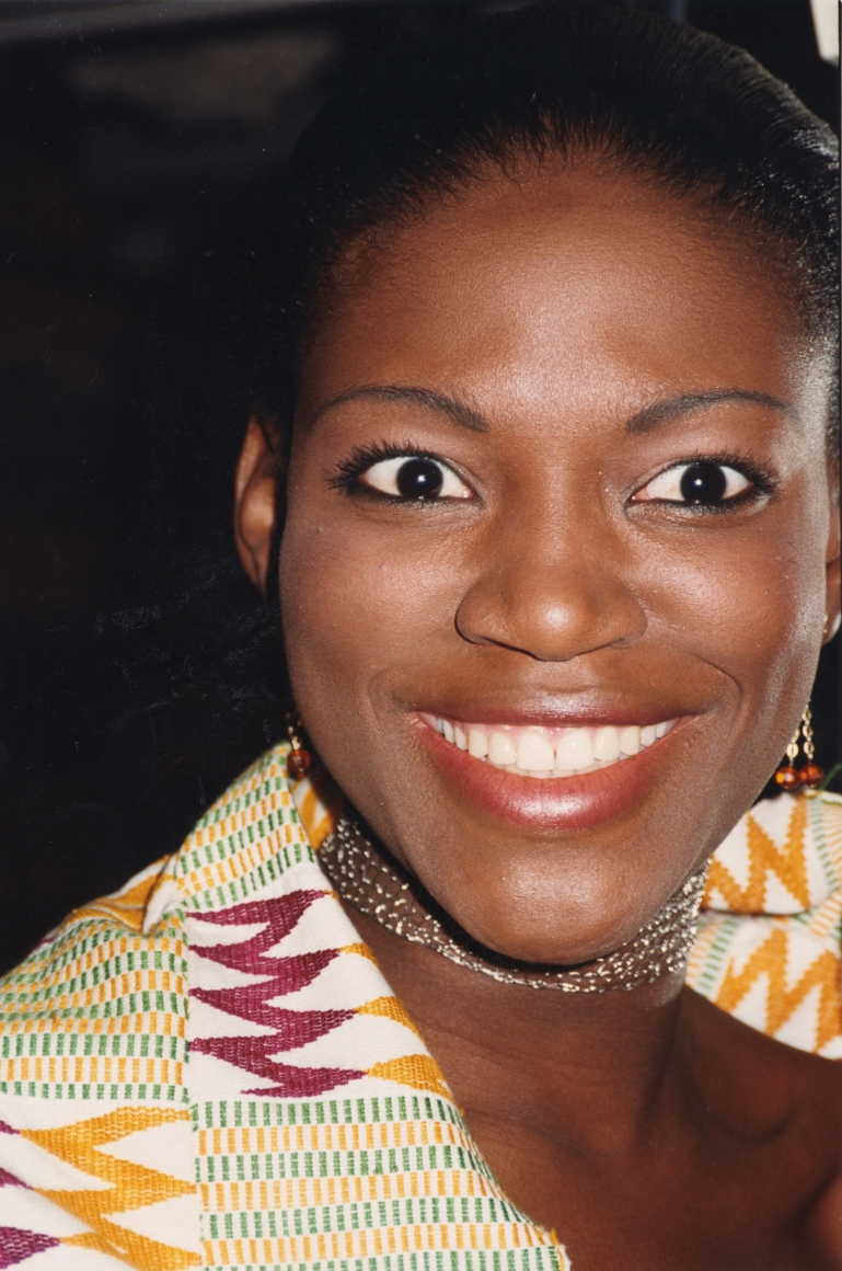 JUERGEN TELLER, Miss Ghana, 2000