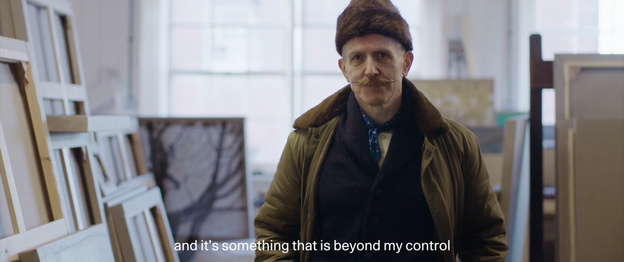 The Future of Art According to Billy Childish, April 2020