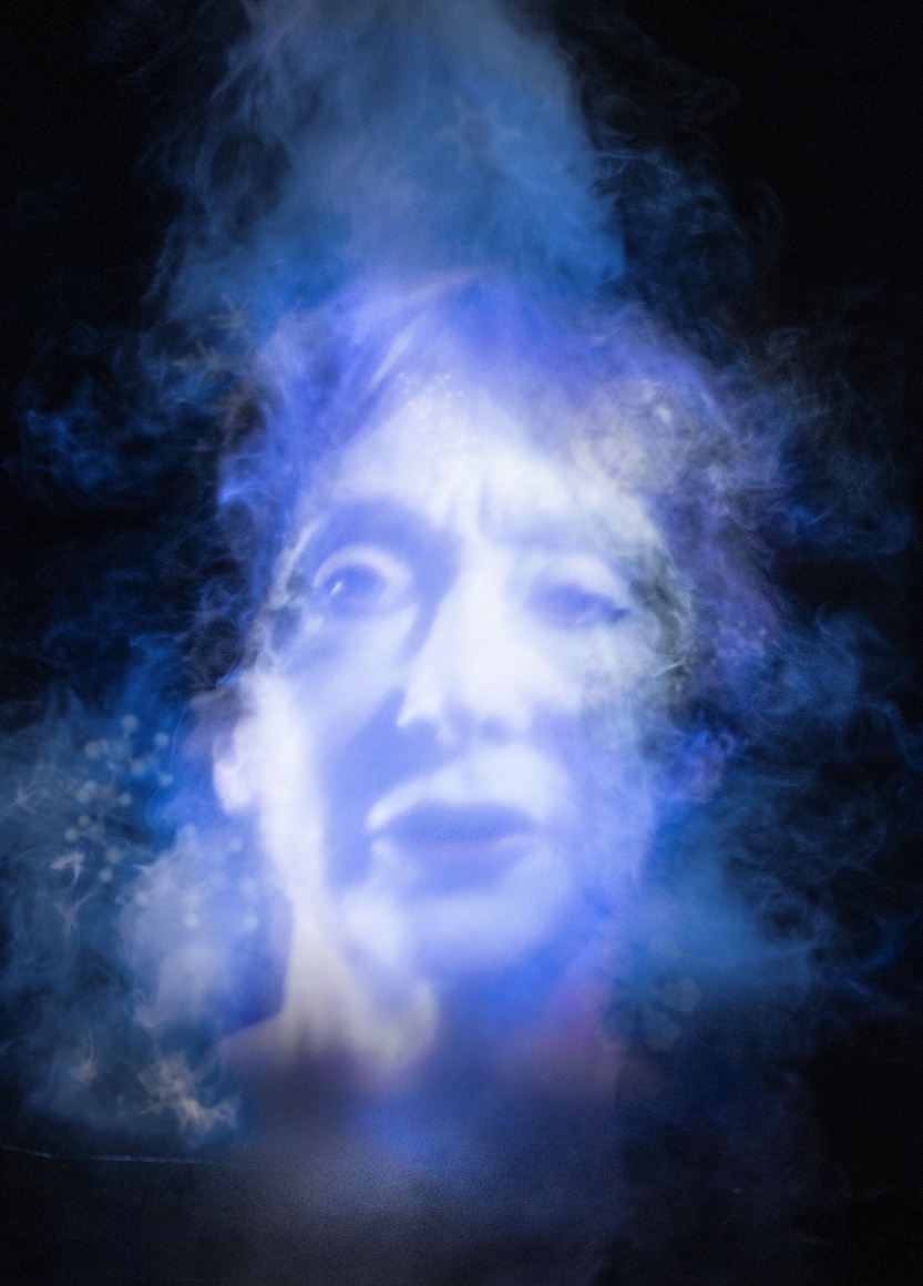 TONY OURSLER, Phase / Trans, 2019 (still)