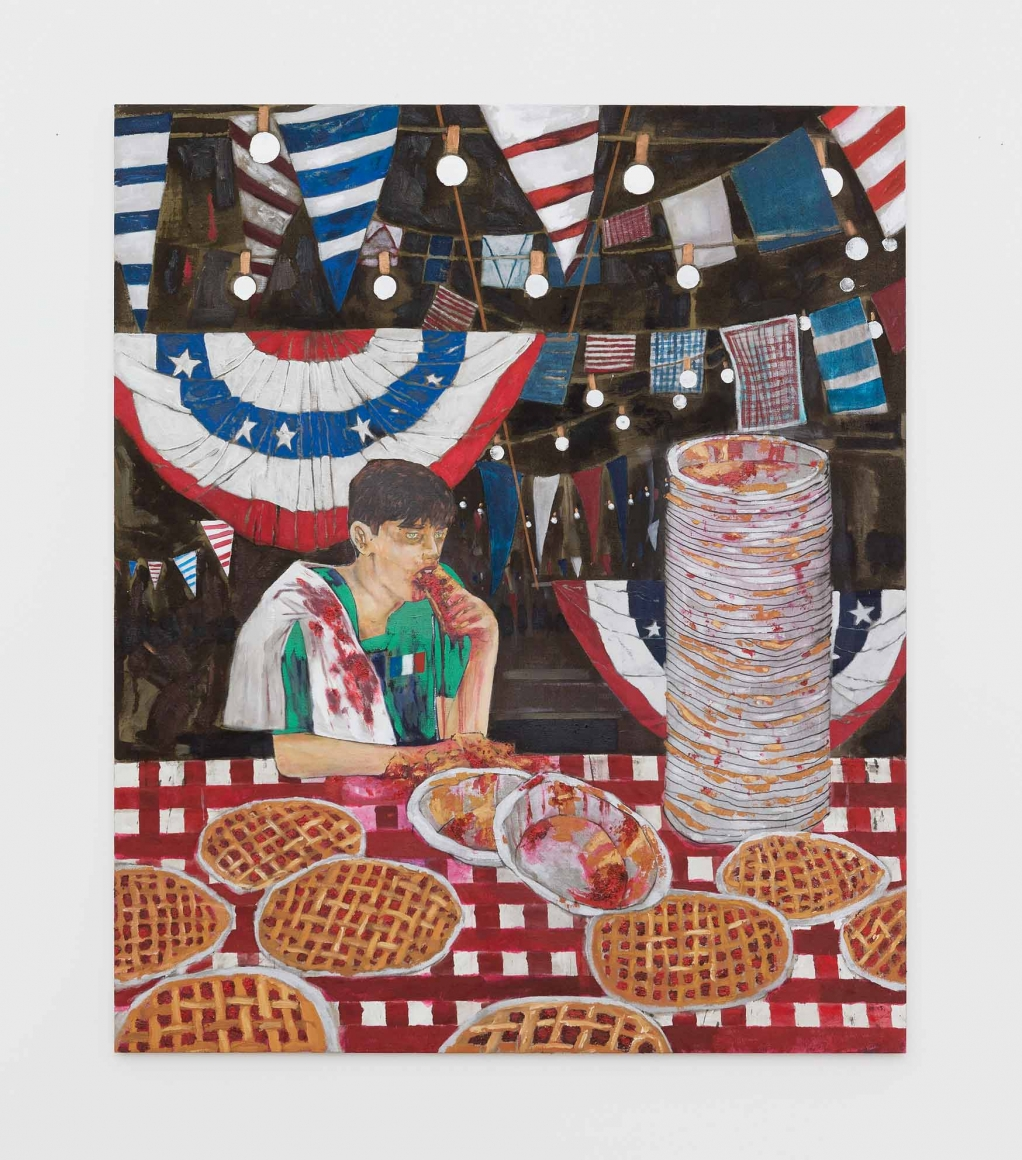 HERNAN BAS, The Unlikely Winner, 2015