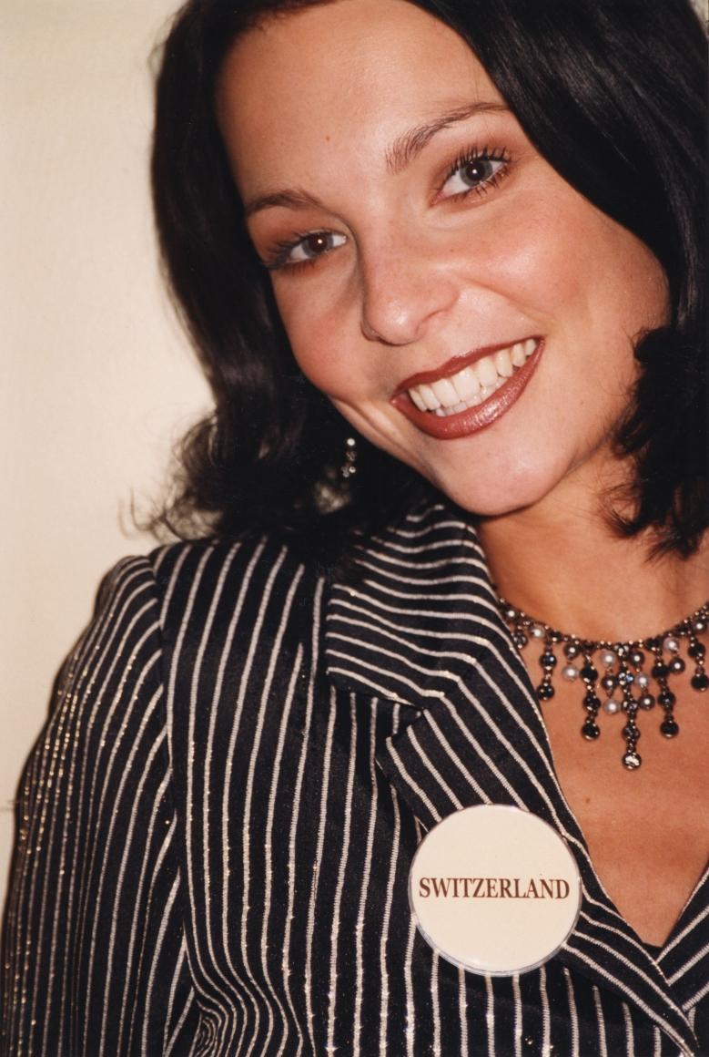 JUERGEN TELLER, Miss Switzerland, 2000