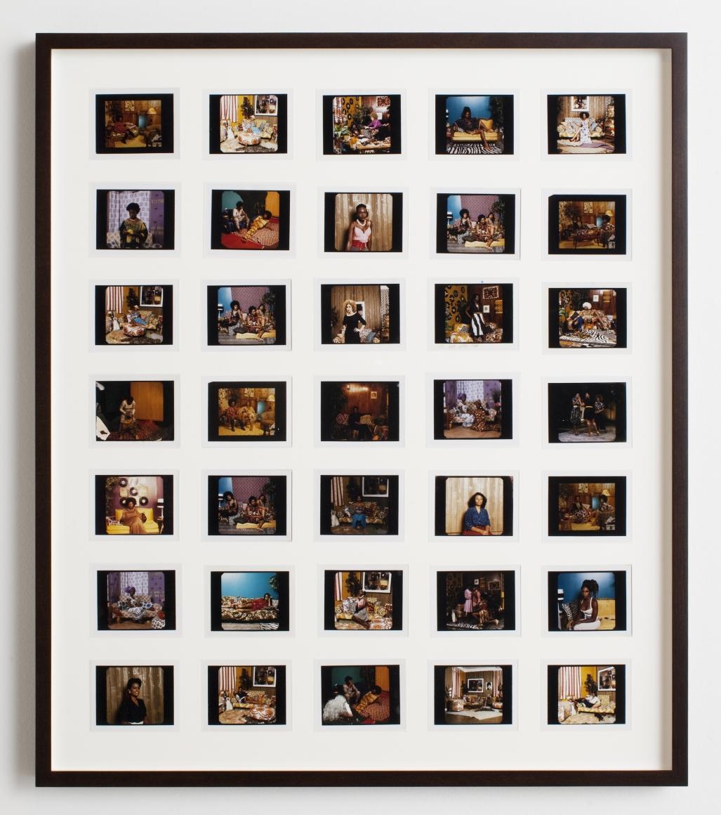 米卡琳·æ¹¯é¦¬æ–¯ Polaroid Series #2, 2012