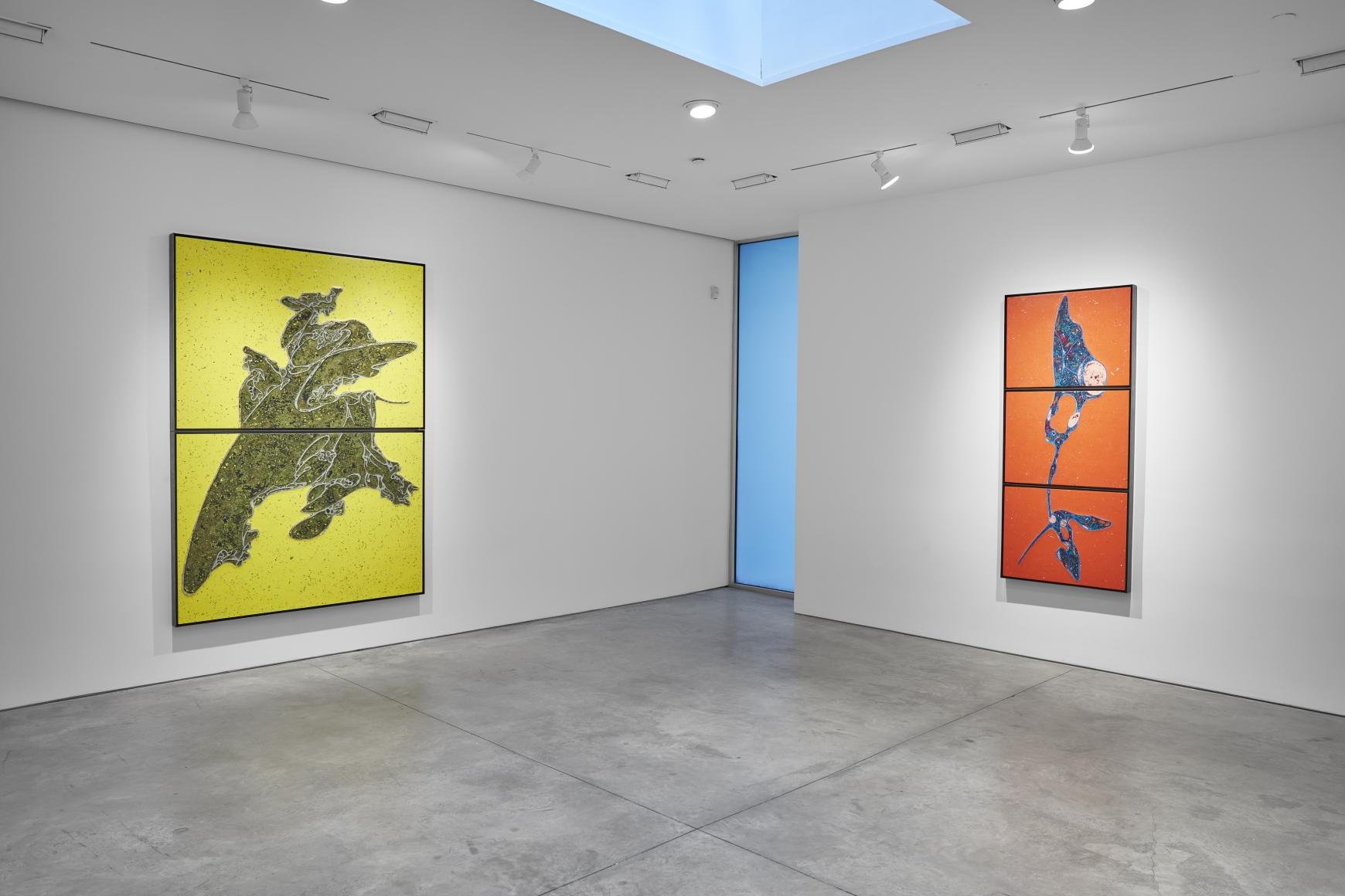 Lee Bul, Interlude: Perdu Installation view 7
