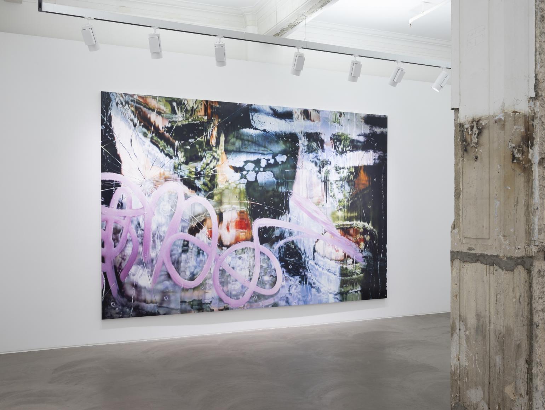 Marilyn Minter, Installation view, Lehmann Maupin, Hong Kong