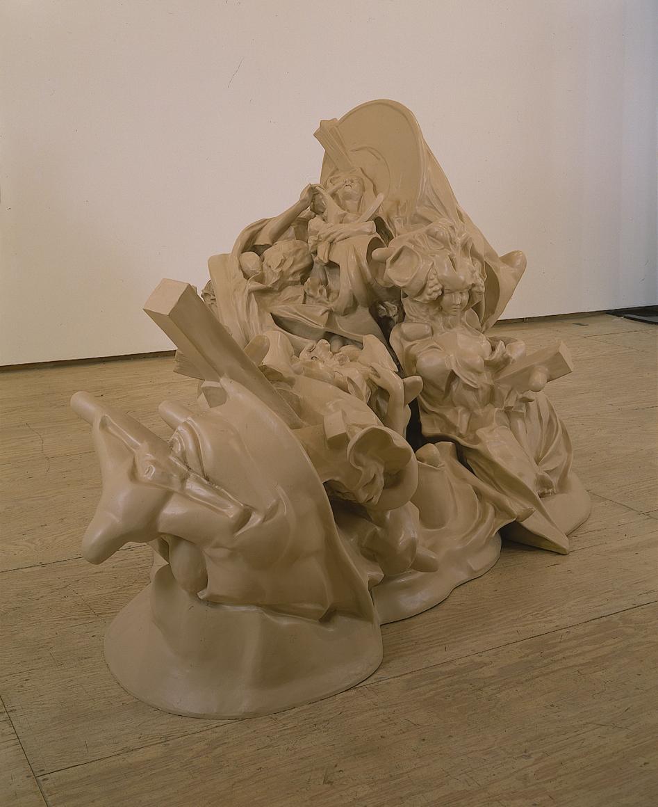 BONNIE COLLURA, Chain Reaction, 1999