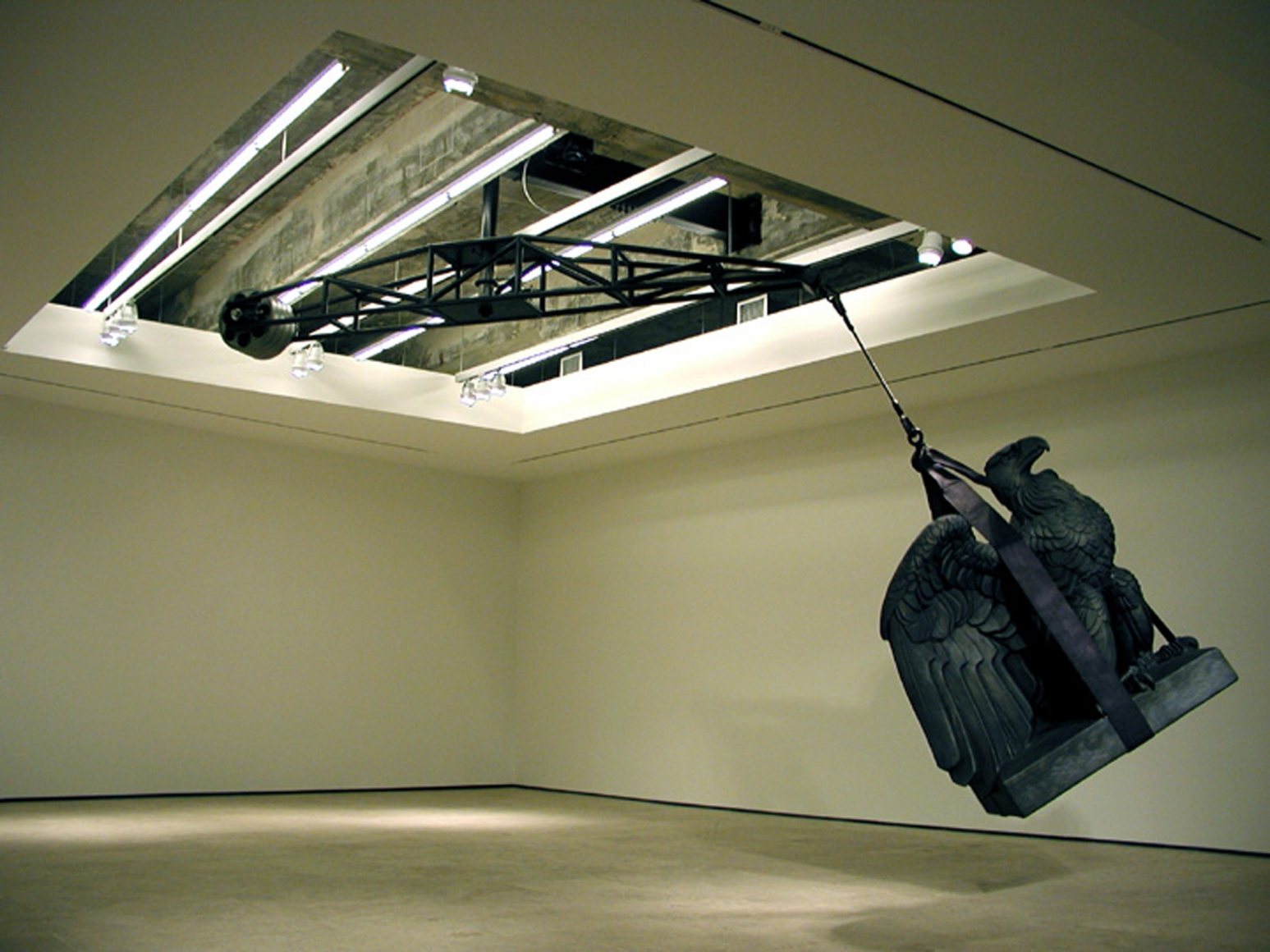 JULIAN LAVERDIERE, Lost Cornerstone, 2003