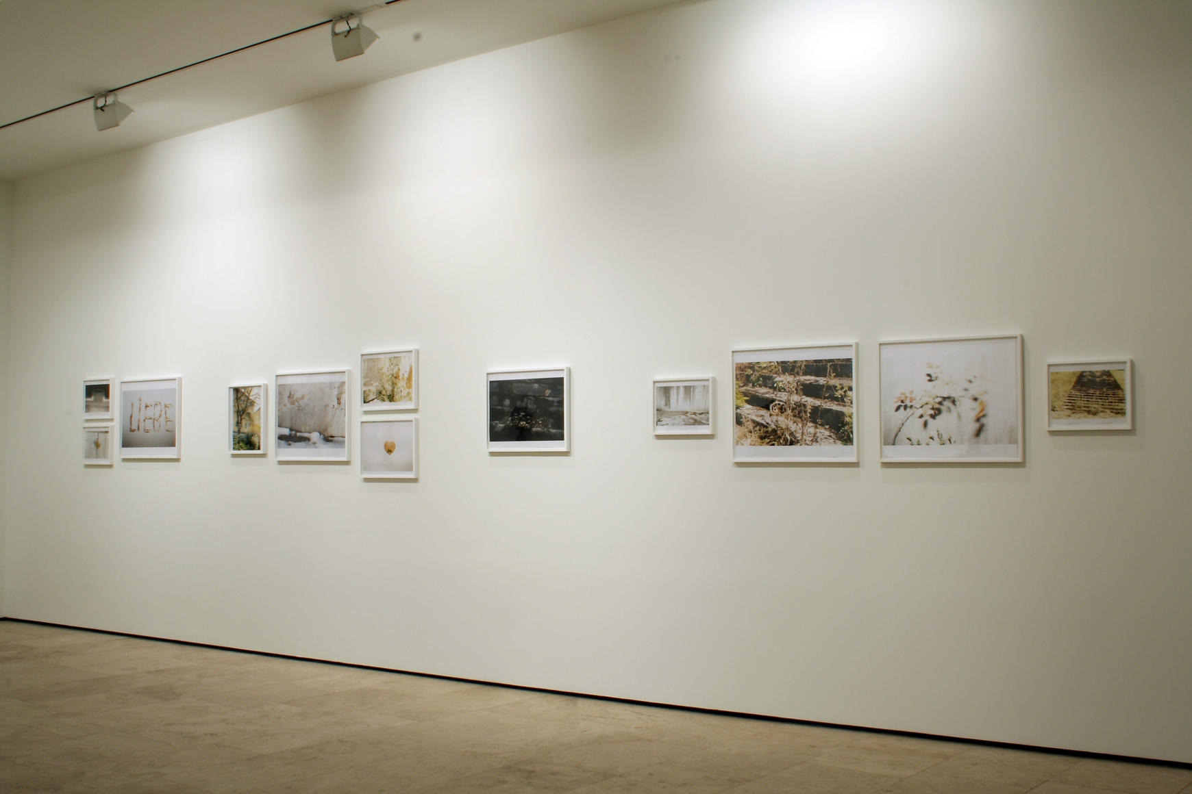 PARTIAL RECALL Installation View 6