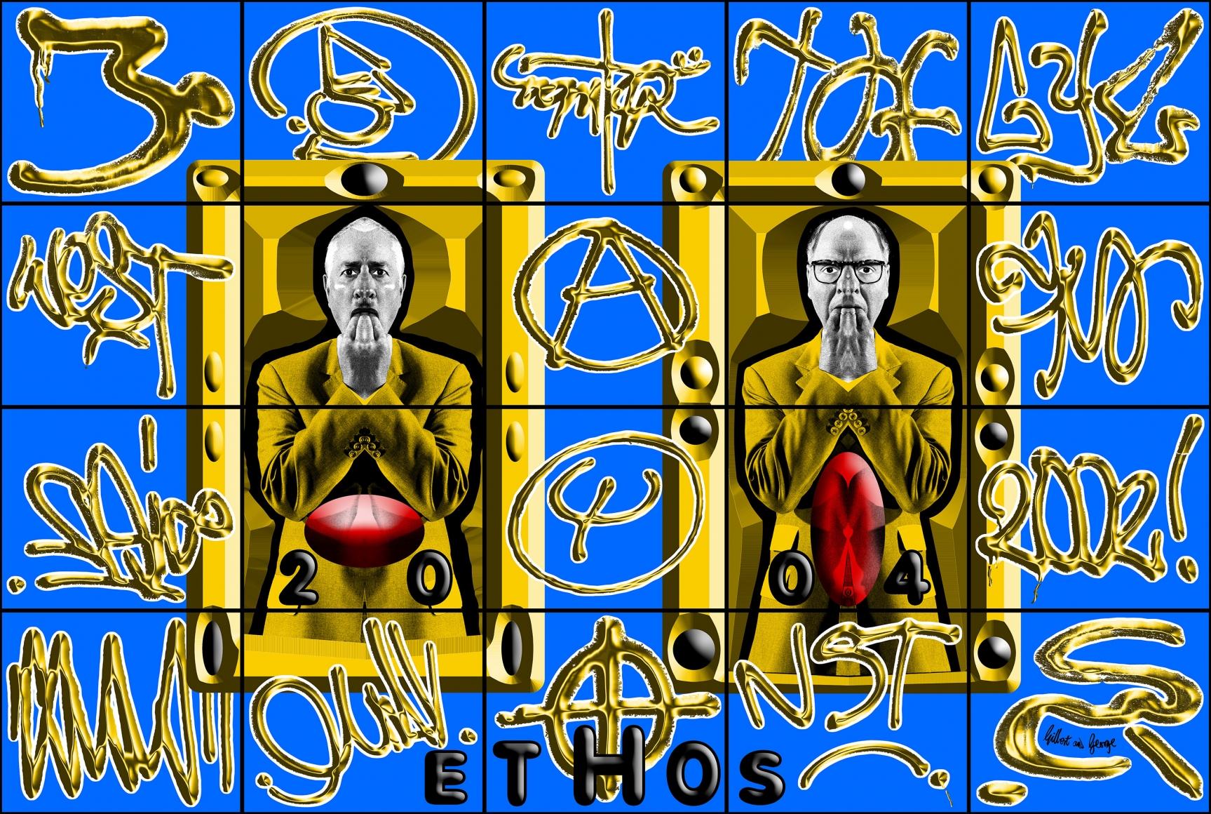 """æ¯""""利·æŸ¥çˆ¾è¿ªæ–¯ Ethos, 2004"""