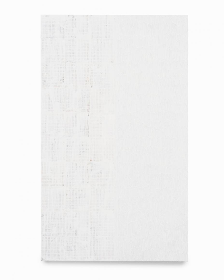 MCARTHUR BINION, white:work, 2019