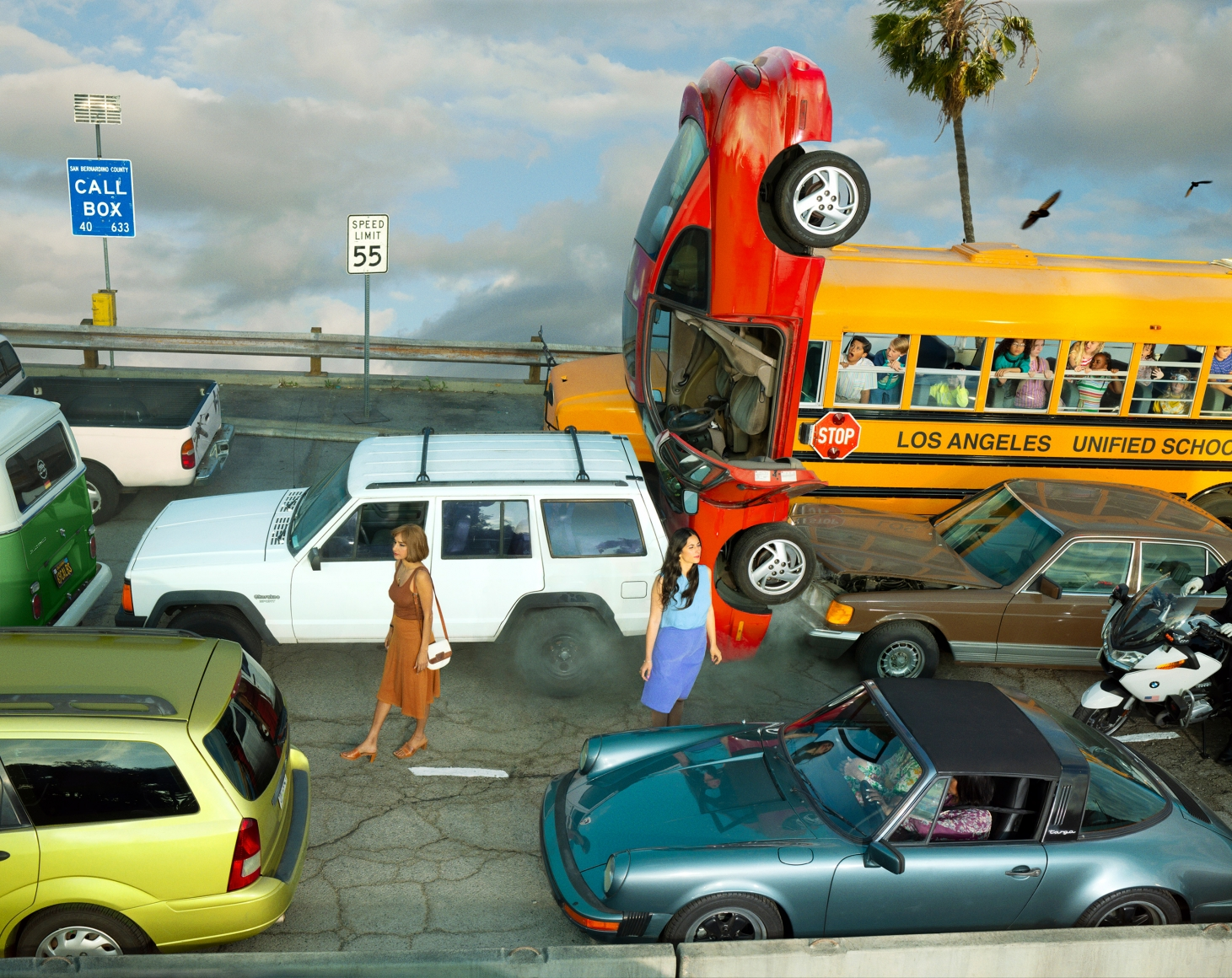 ALEX PRAGER, Speed Limit, 2019