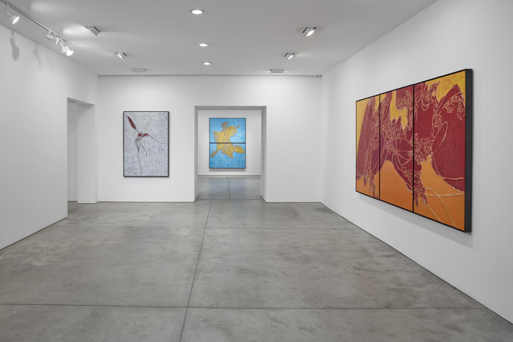 Lee Bul, Interlude: Perdu Installation view 1