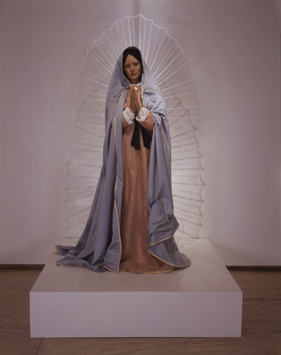 JEFFREY VALLANCE, The Virgin of Guadalupe, 2000