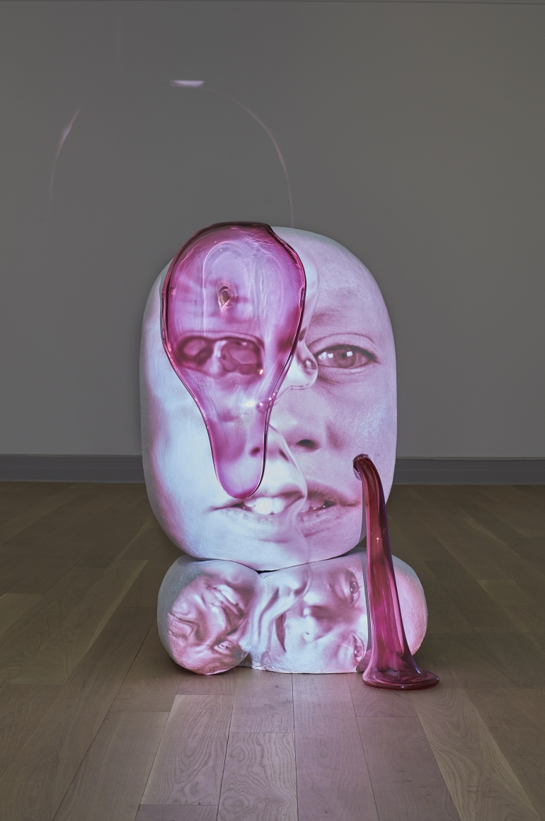 TONY OURSLER, EntroP, 2019