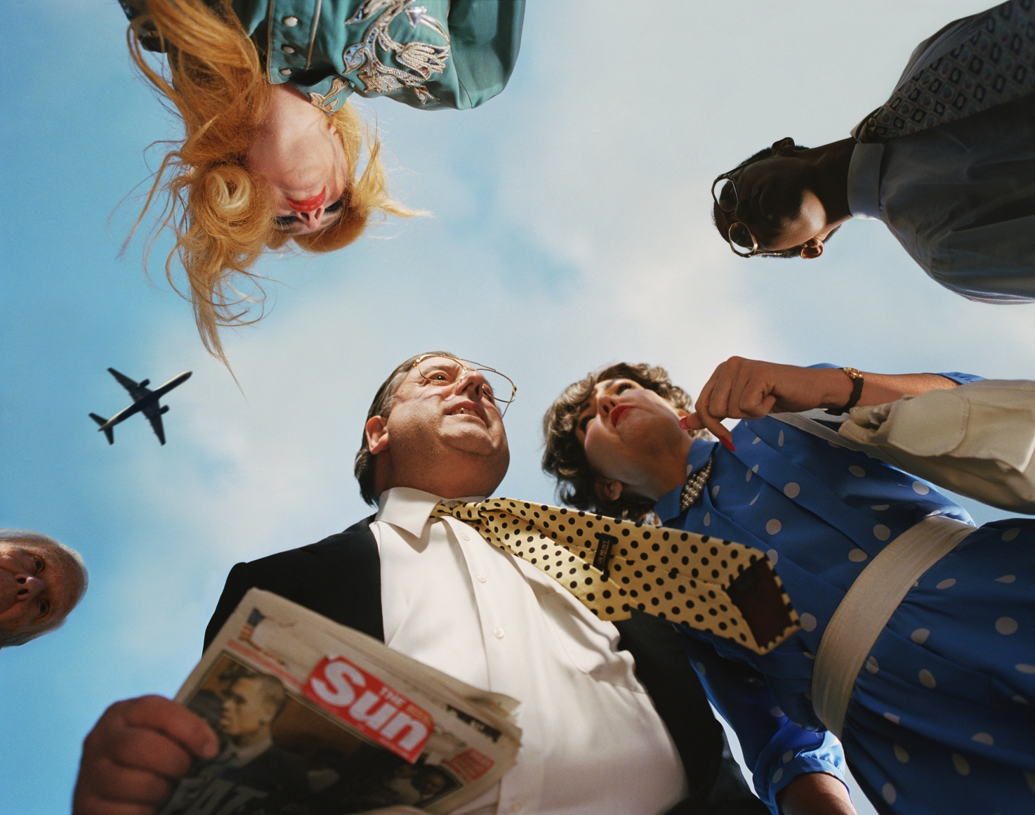 ALEX PRAGER Hazelwood #2 (after Steven Siegel), 2014