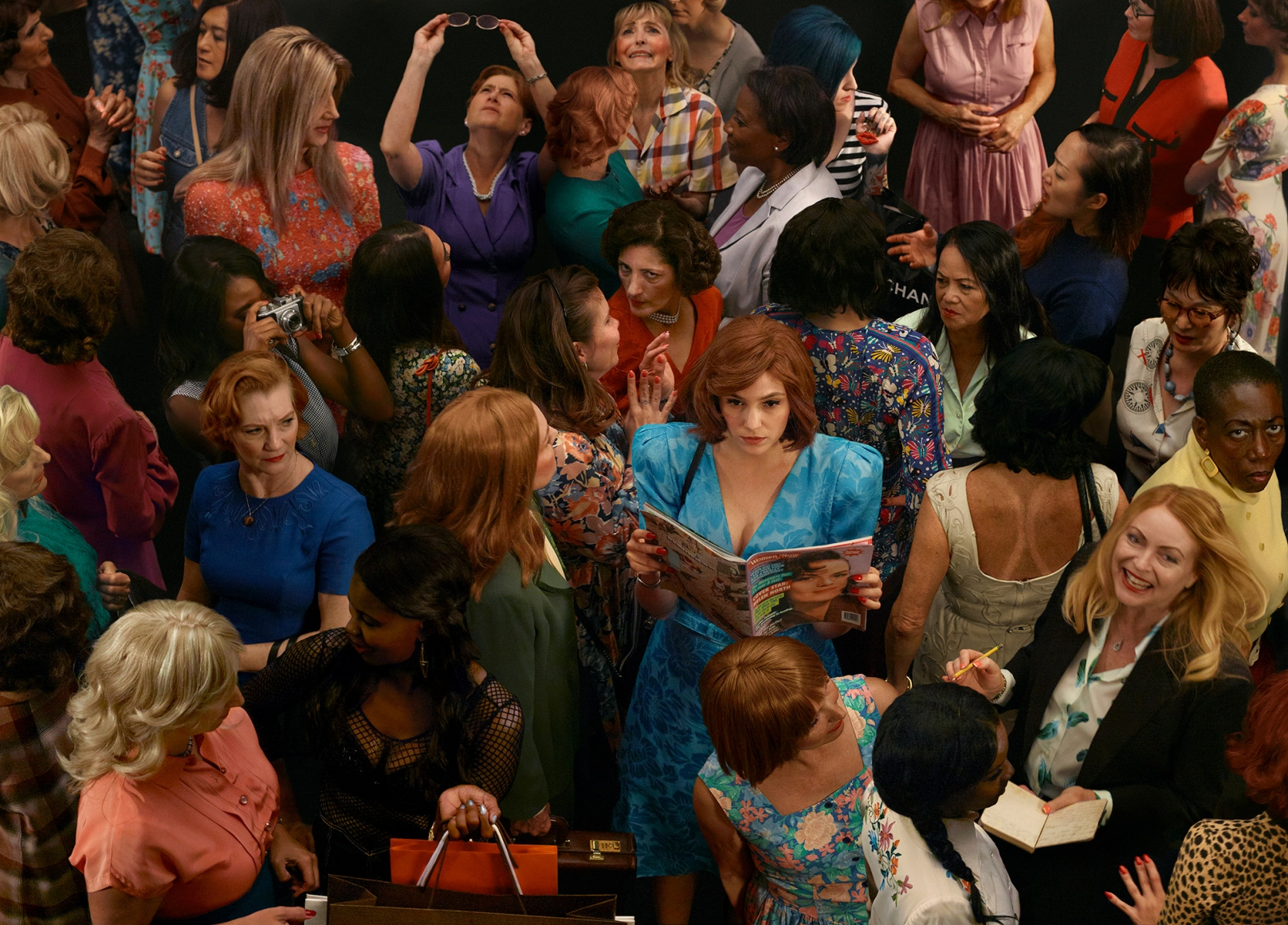 ALEX PRAGER, Women Now, 2018