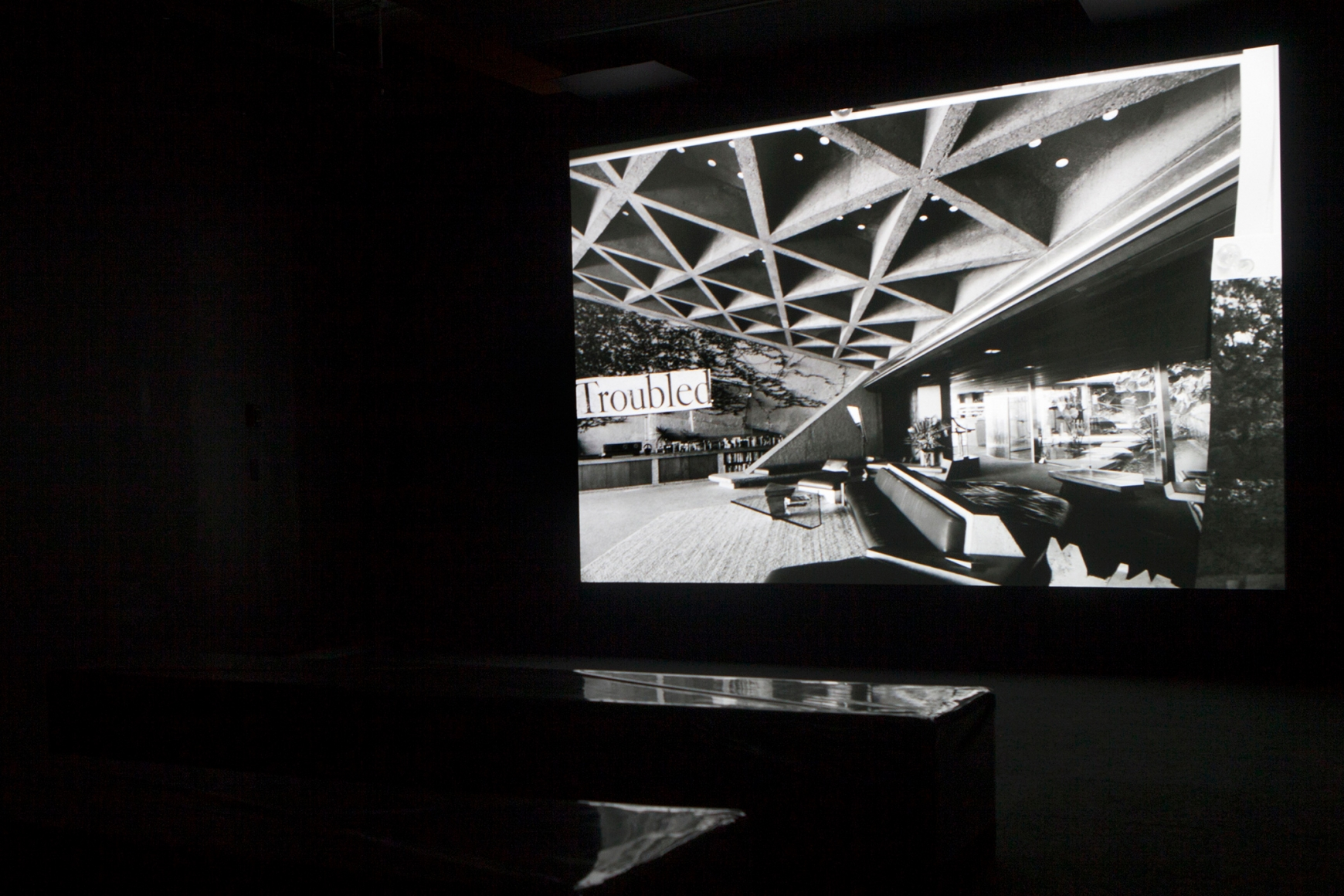 Catherine Opie:The Modernist, Installation view at the Plug In Institute of Contemporary Art, Winnipeg