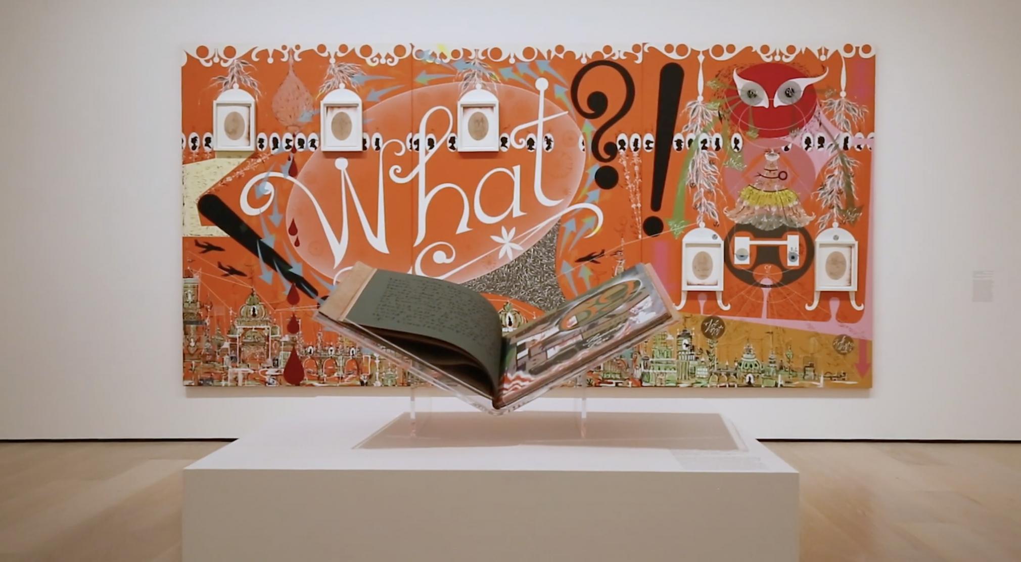 Lari Pittman: Why Painting?, Hammer Museum