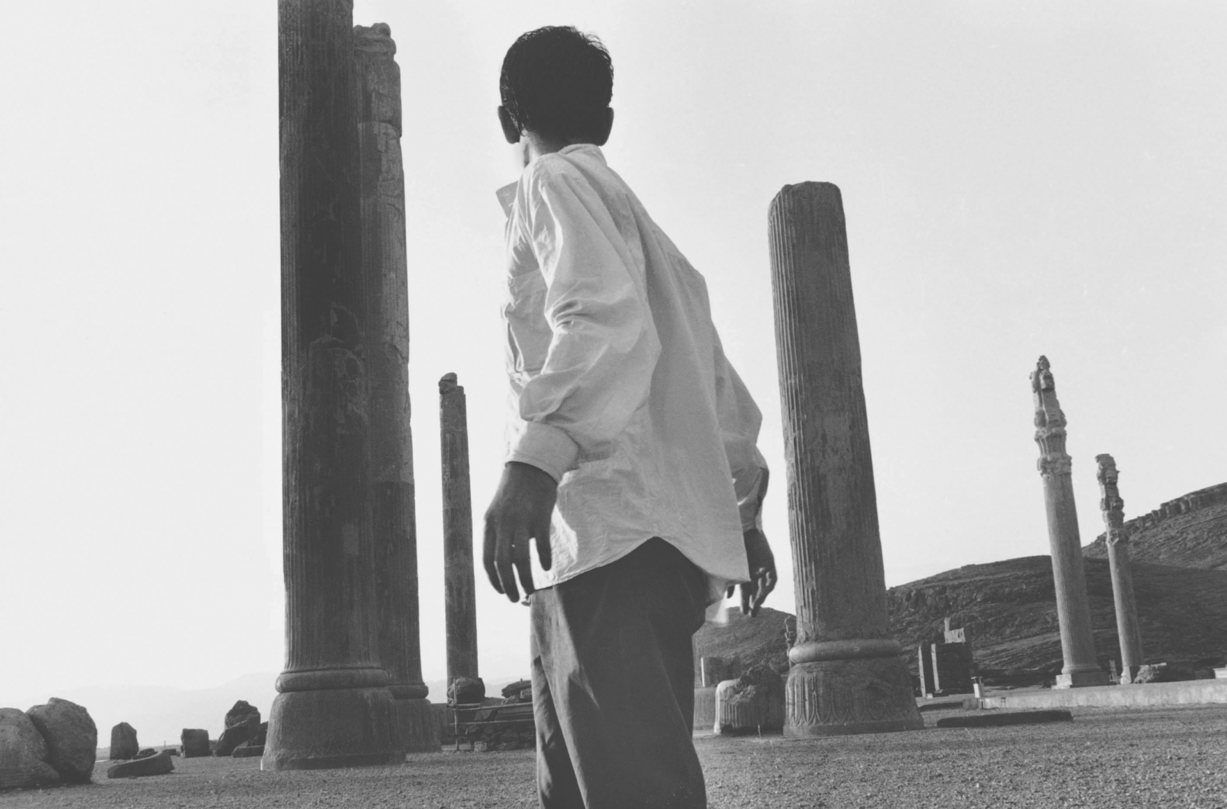 SADEGH TIRAFKAN, Persepolis #7, 1998