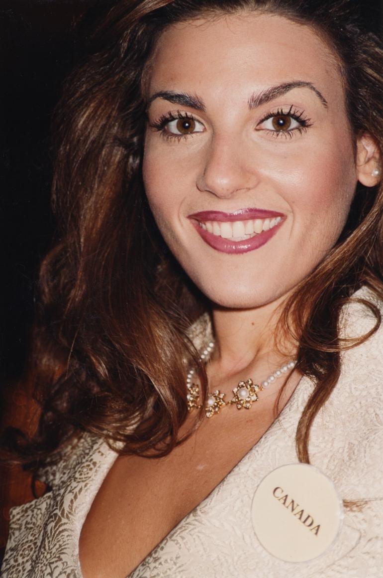 JUERGEN TELLER, Miss Canada, 2000