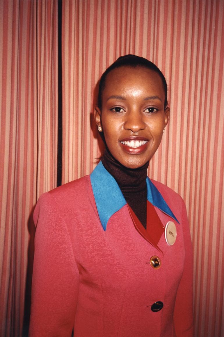 JUERGEN TELLER, Miss Kenya, 2000