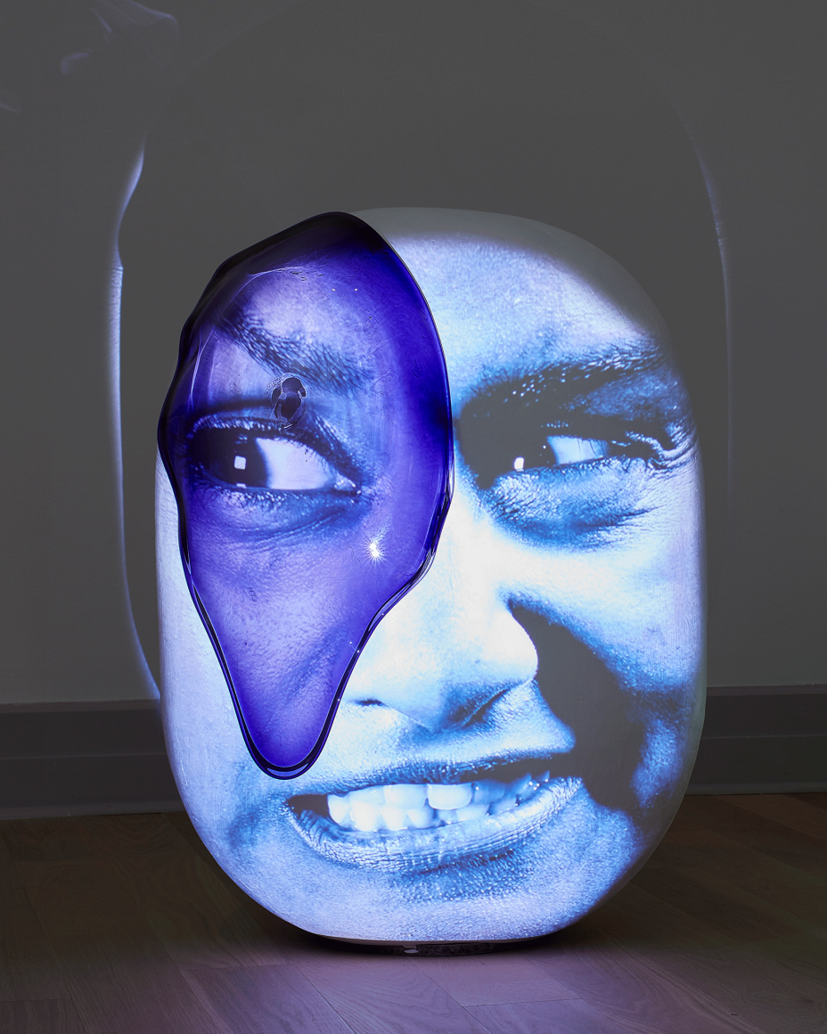 TONY OURSLER, LosslessP, 2019