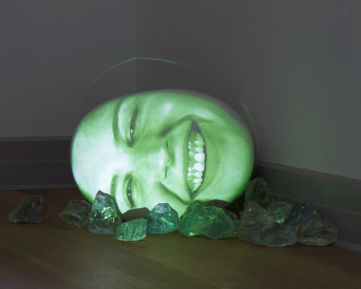 TONY OURSLER, MemG, 2019
