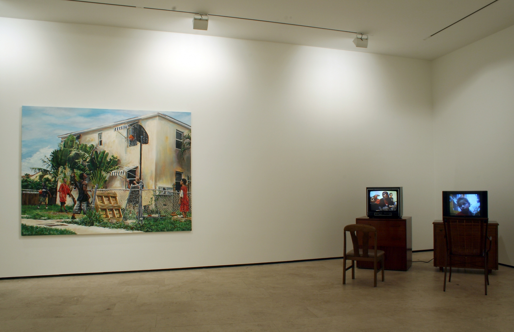 PARTIAL RECALL Installation View 5