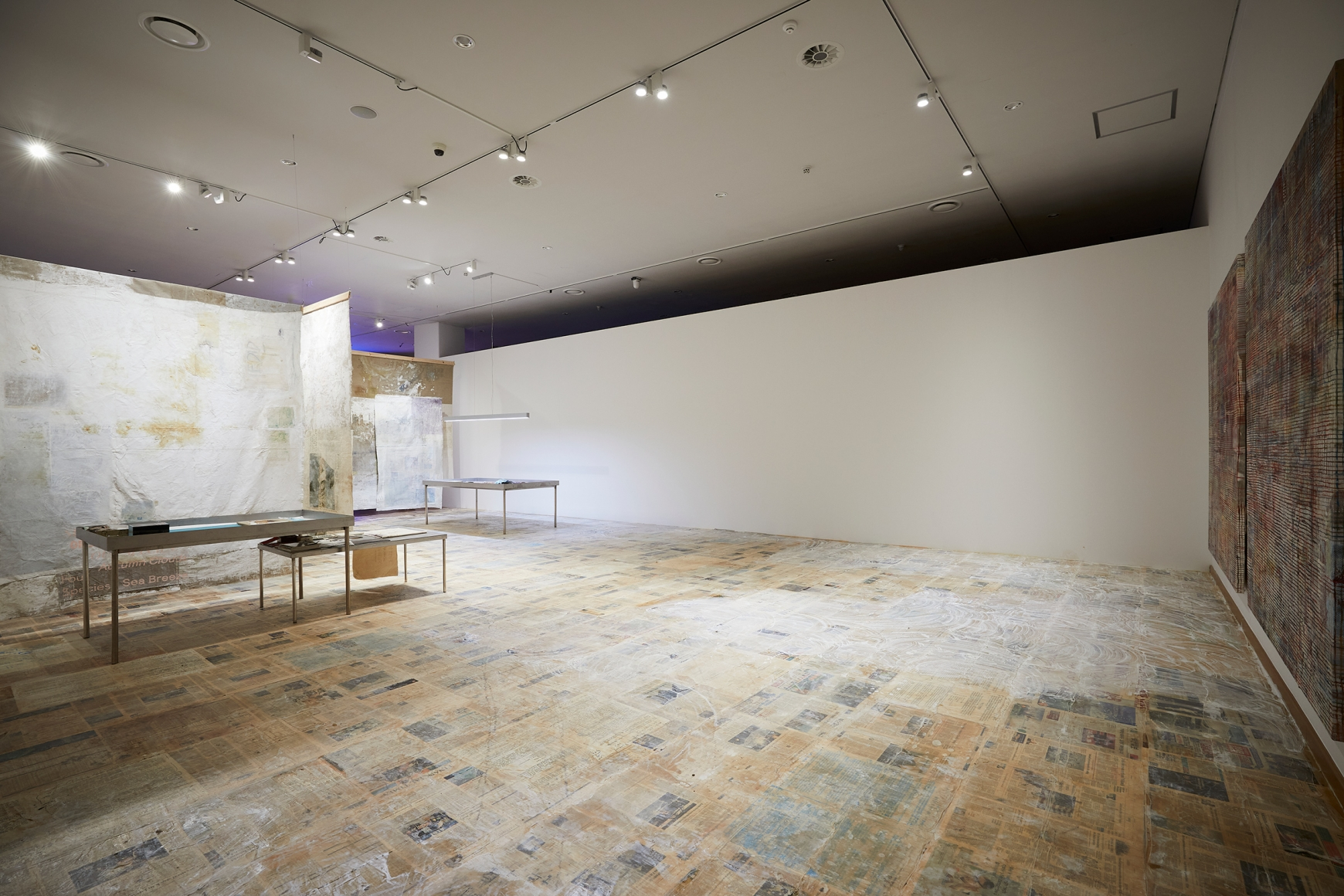 MANDY EL-SAYEGH, What's it called? Nothing, I just collect stuff, I'm a yard man, 2020