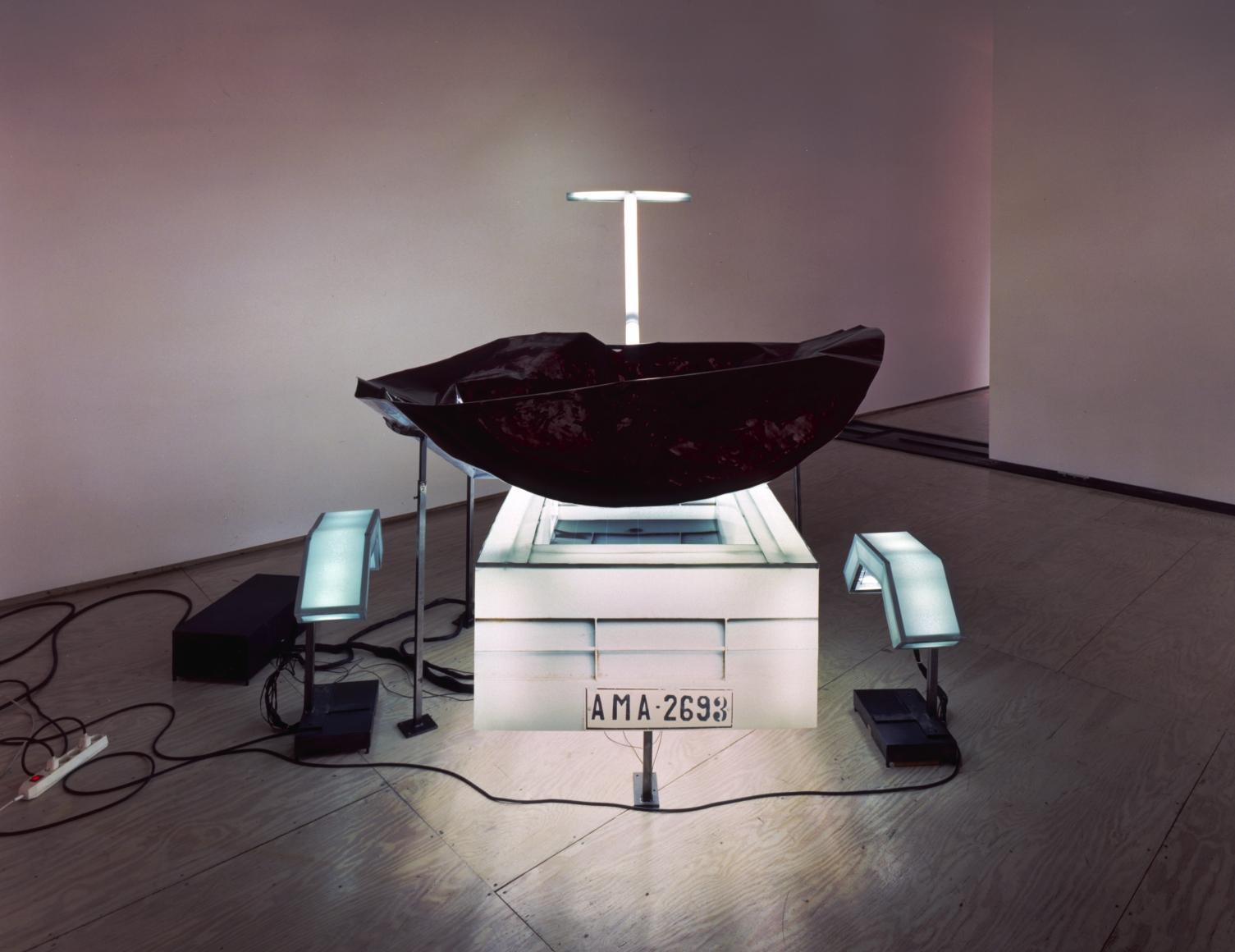 GEORGE LAPPAS, Haruspex, 1998
