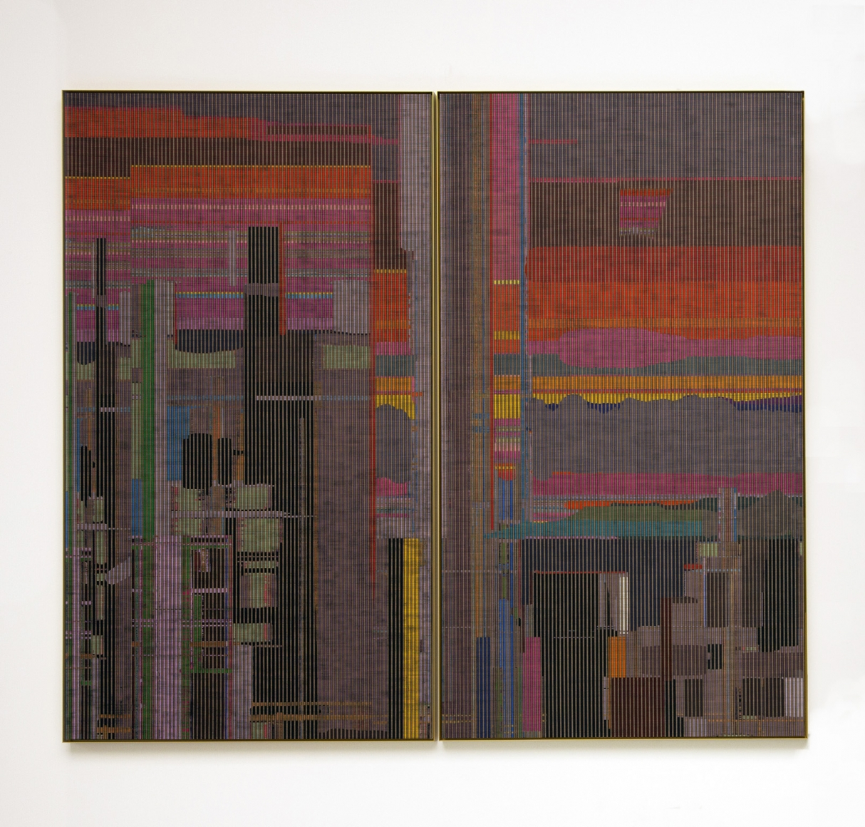 LIU WEI, Panorama No. 2, 2015–2016