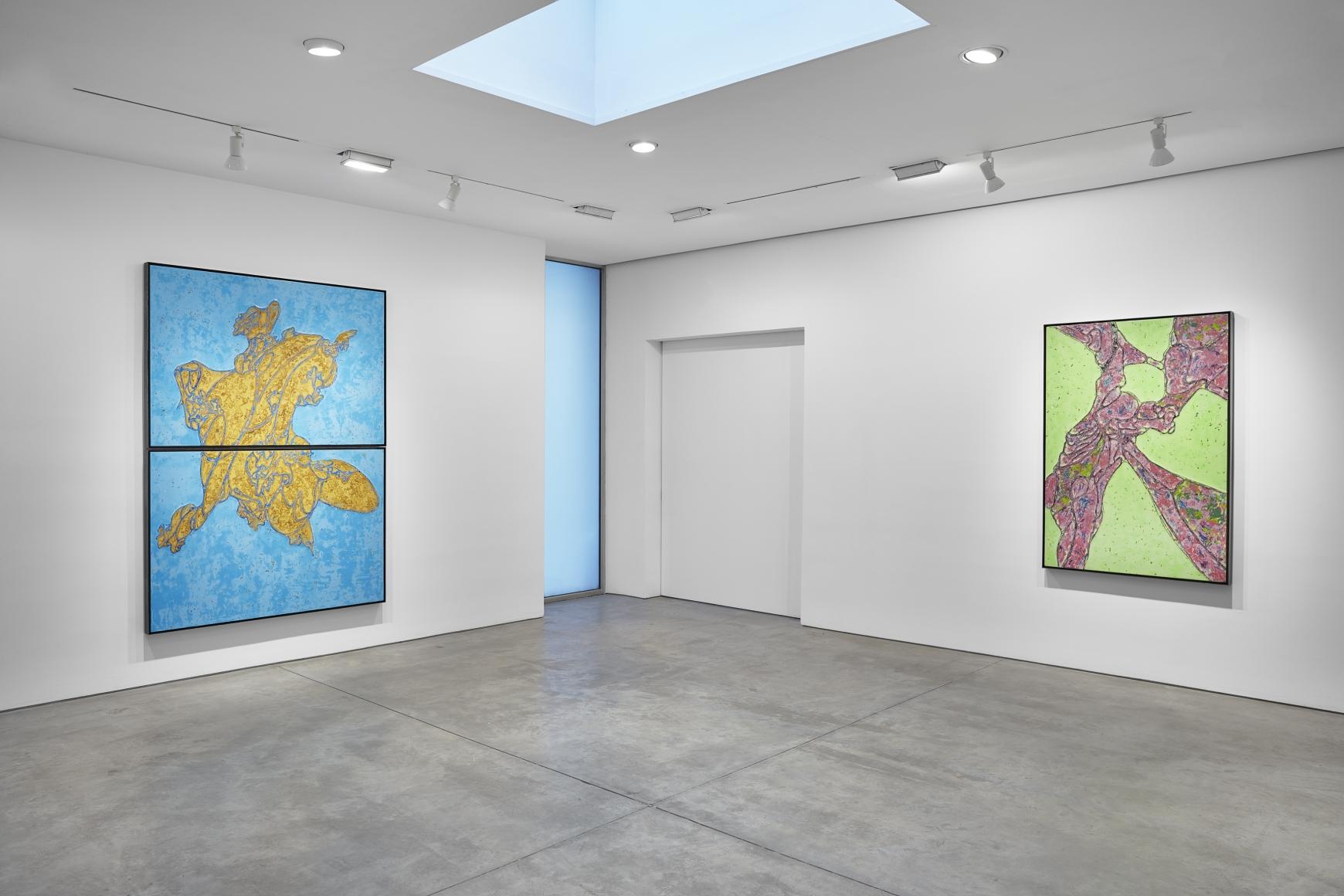 Lee Bul, Interlude: Perdu Installation view 4