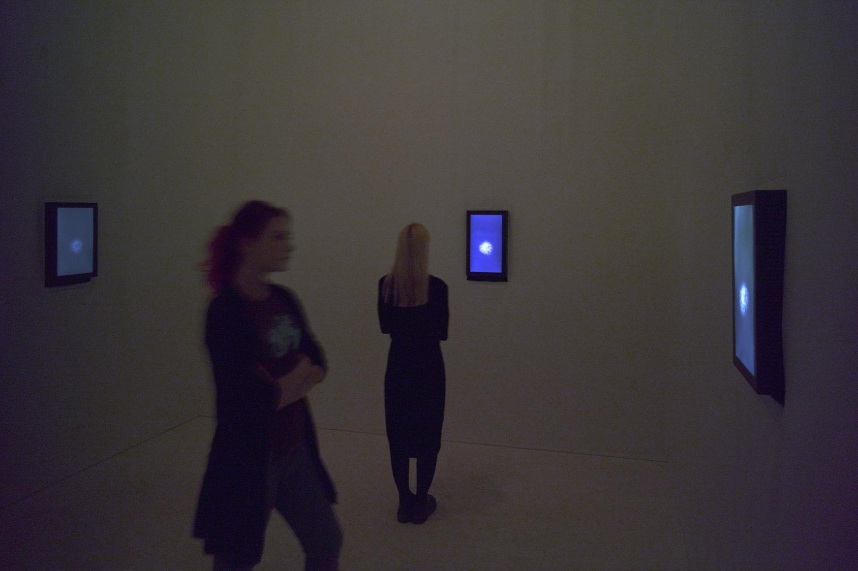 SHIRAZEH HOUSHIARY Breath,2003